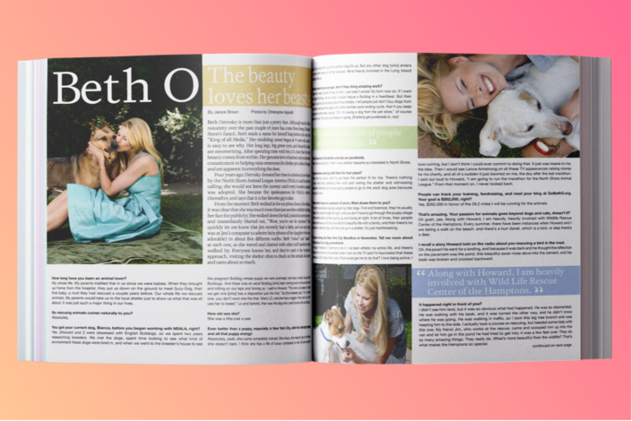 Tails Magazine – Beth O Interview